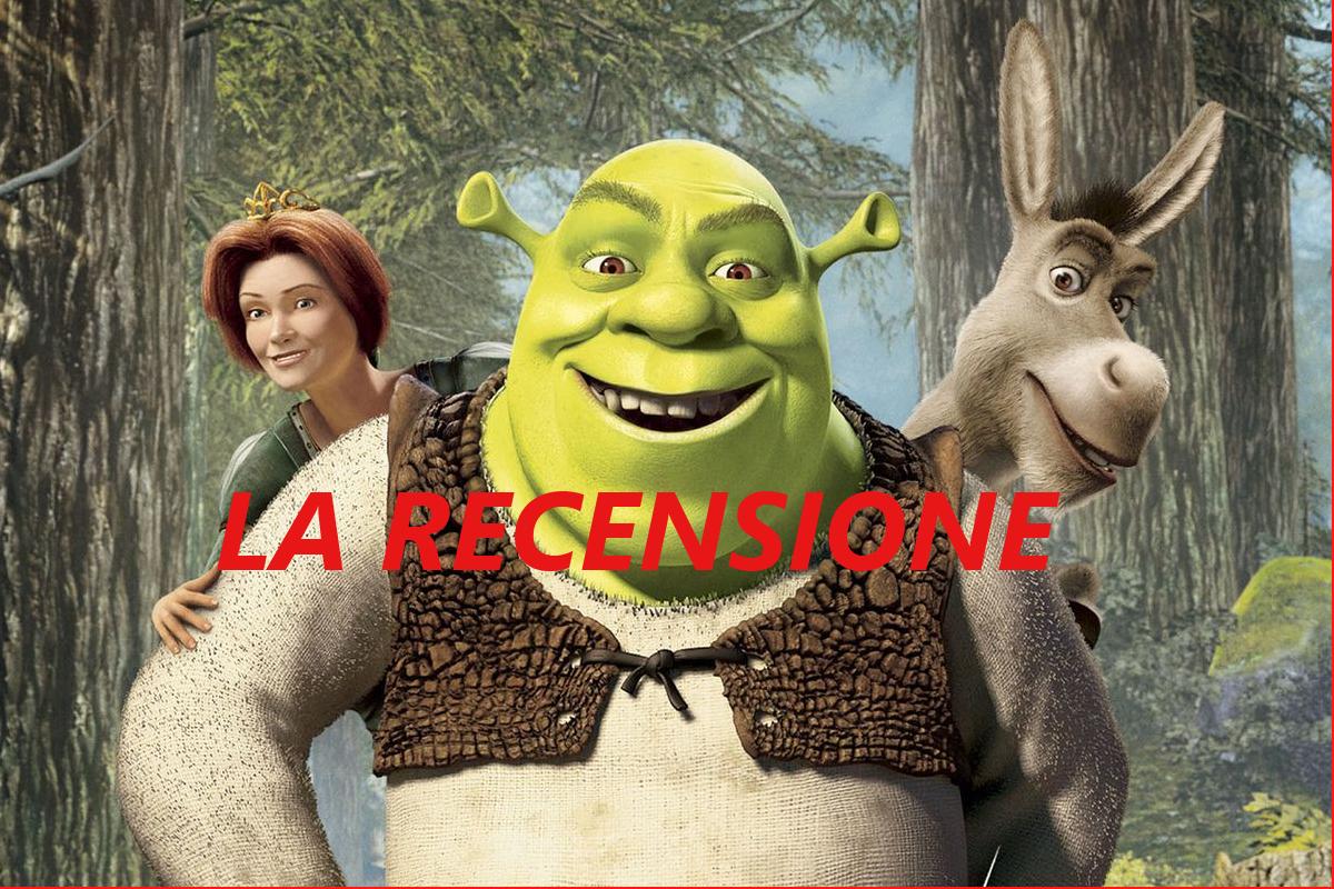 Shrek è uno dei migliori cartoni animati il di giuseppe